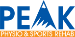 Peak Physio & Sports Rehab Logo